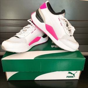 Puma Little Girl and Big Girl Sneakers